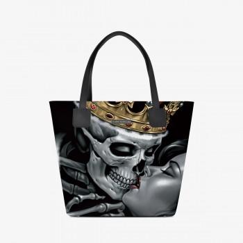 Shopper Deluxe Skull Love