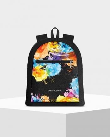 Zaino Zip Musk Color Art