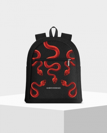Musk Enemy Zip Backpack