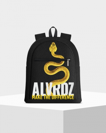 Zip Musk Poison Backpack