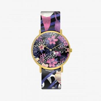 Orologio Violet Oro