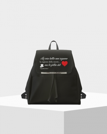 Zafyro Black Backpack The...