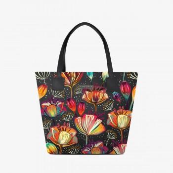 Shopper Deluxe Flower Art