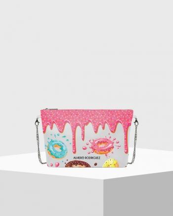 Diva Bag Bianca Donuts