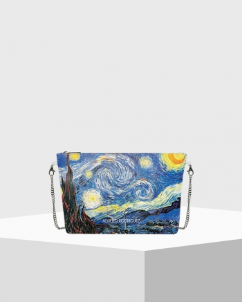 Diva Bag White Starry Night