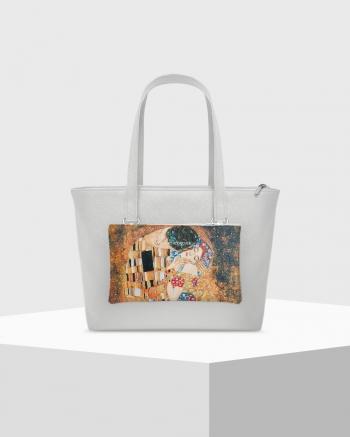 Perla Bianca Kiss by Klimt