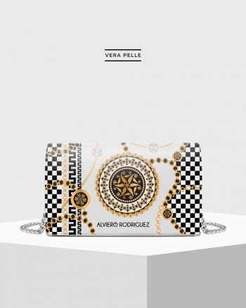 Royal Scale White Bag
