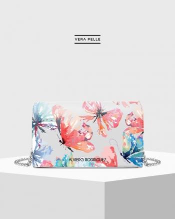 White Watercolors Bag