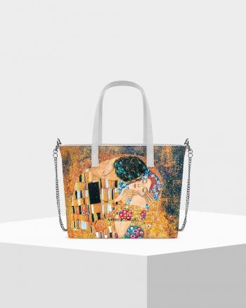 Corinne Bianca Kiss by Klimt