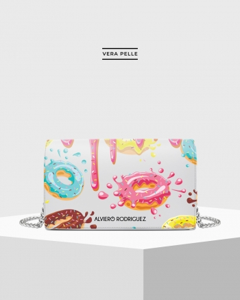 White Donuts Bag