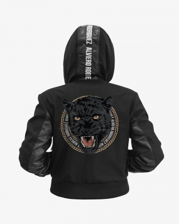 Slam Black Chain Panther