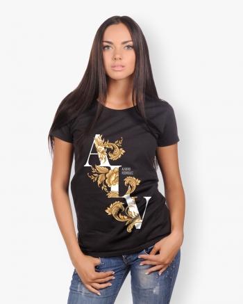 Baroque Woman T-Shirt