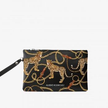 Pochette Royal Leopard