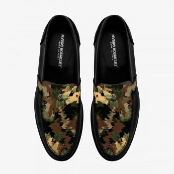Mocassino Camouflage