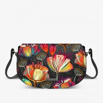 Aida Bag Flower Art