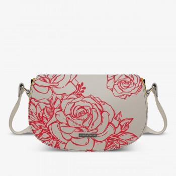 Aida Bag Bianca Roses