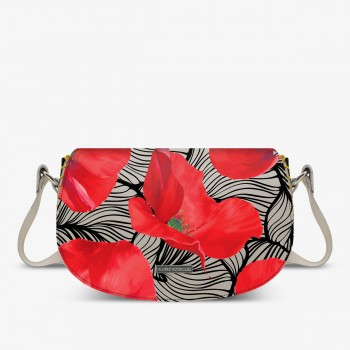 Aida Bag Bianca Poppy