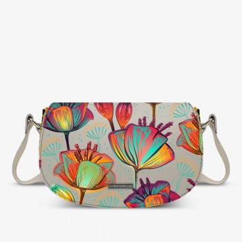 Aida Bag Bianca Flower Art