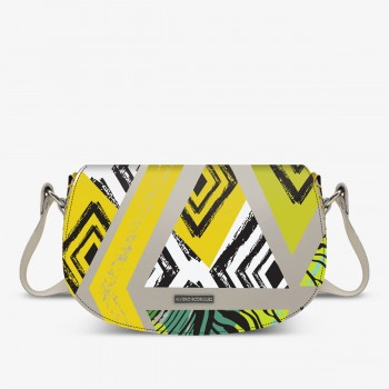 Aida Bag Bianca Exotic