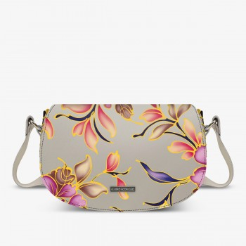Aida Bag Bianca Flowers