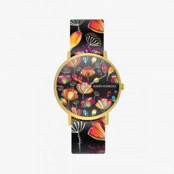 Orologio Flower Art