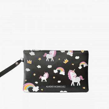 Pochette Unicorni Cartoon