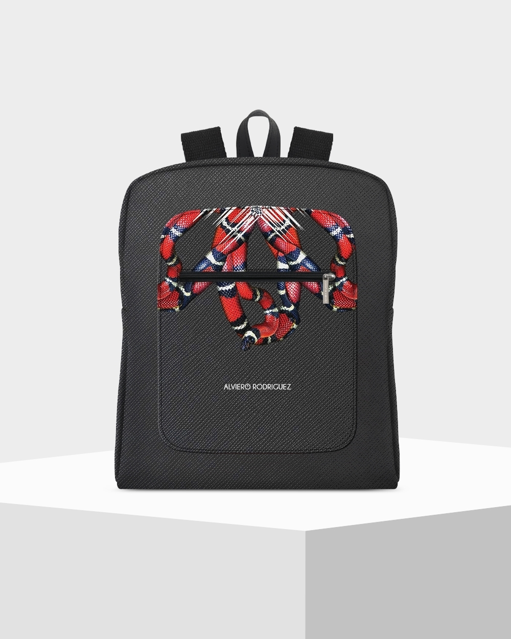 Shock backpack